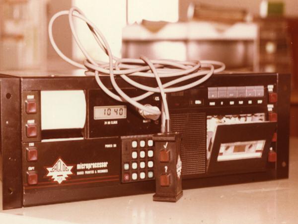 Digital Cassette Data Logger