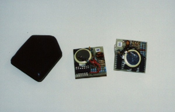 1st Generation Active RF-ID Tag - developed in 1978